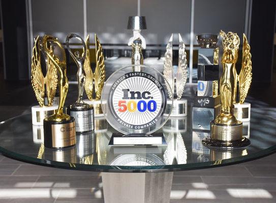 awards M&R Marketing has won
