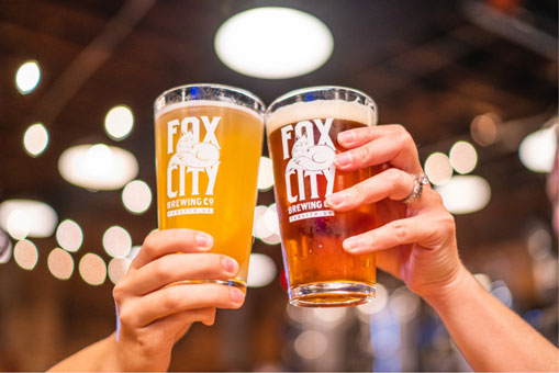 fox city brewing company beers